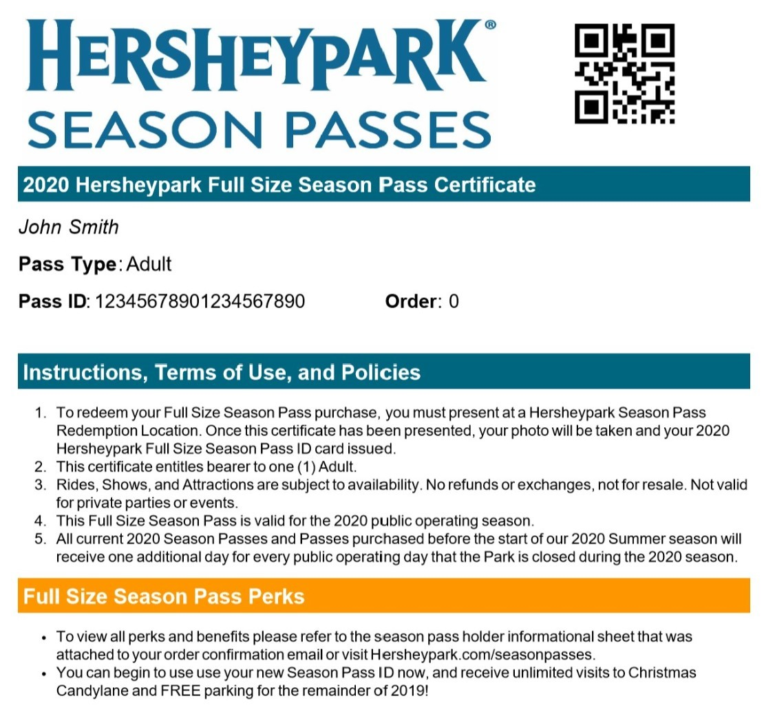 Season Pass Print-At-Home Example