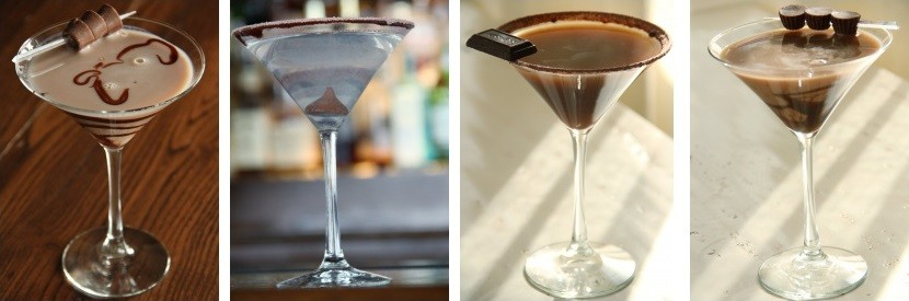 Signature Chocolate Martinis