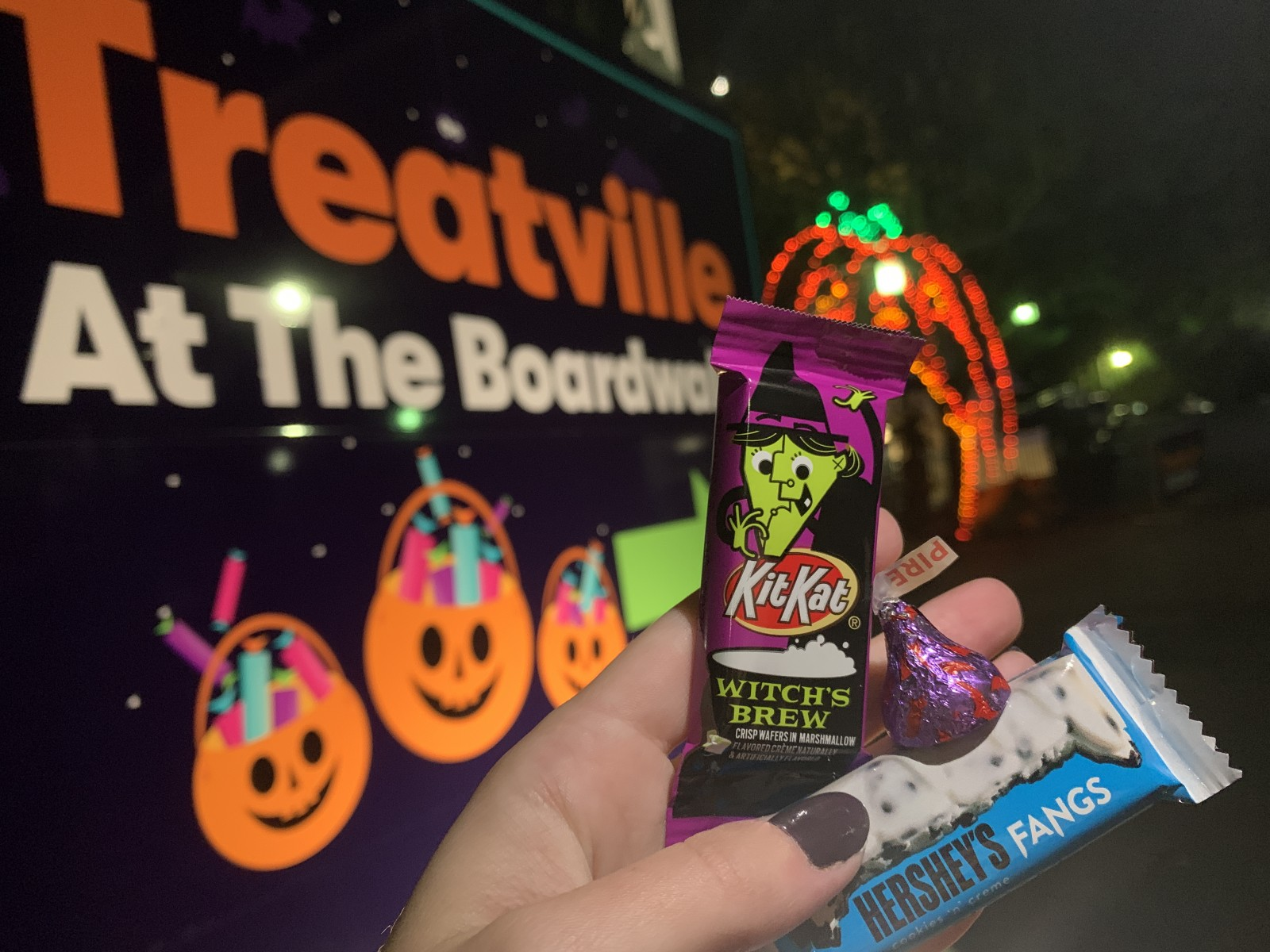 Treatville Candy