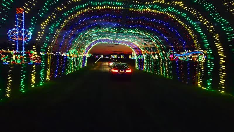 hershey sweet lights is a must see - Hershey Christmas Lights