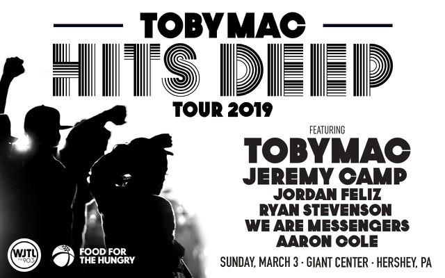 toby mac concert in hershey pa