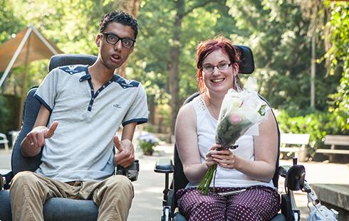 Dating gehandicapten BNN