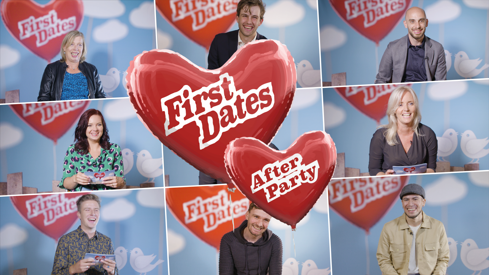 First Dates: The Afterparty