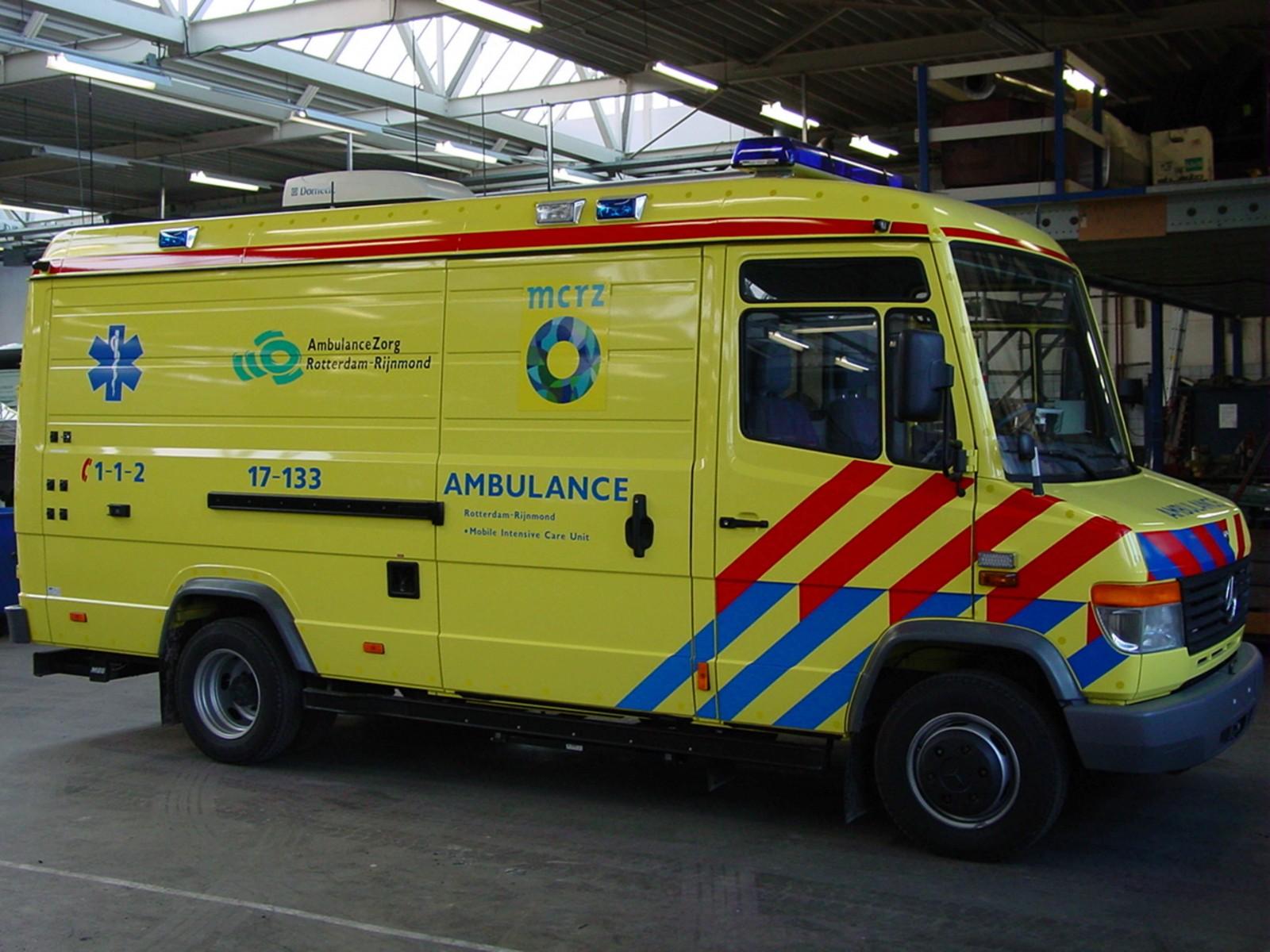 Ambulancezorg rotterdam rijnmond bios groep start proef for Bios rotterdam