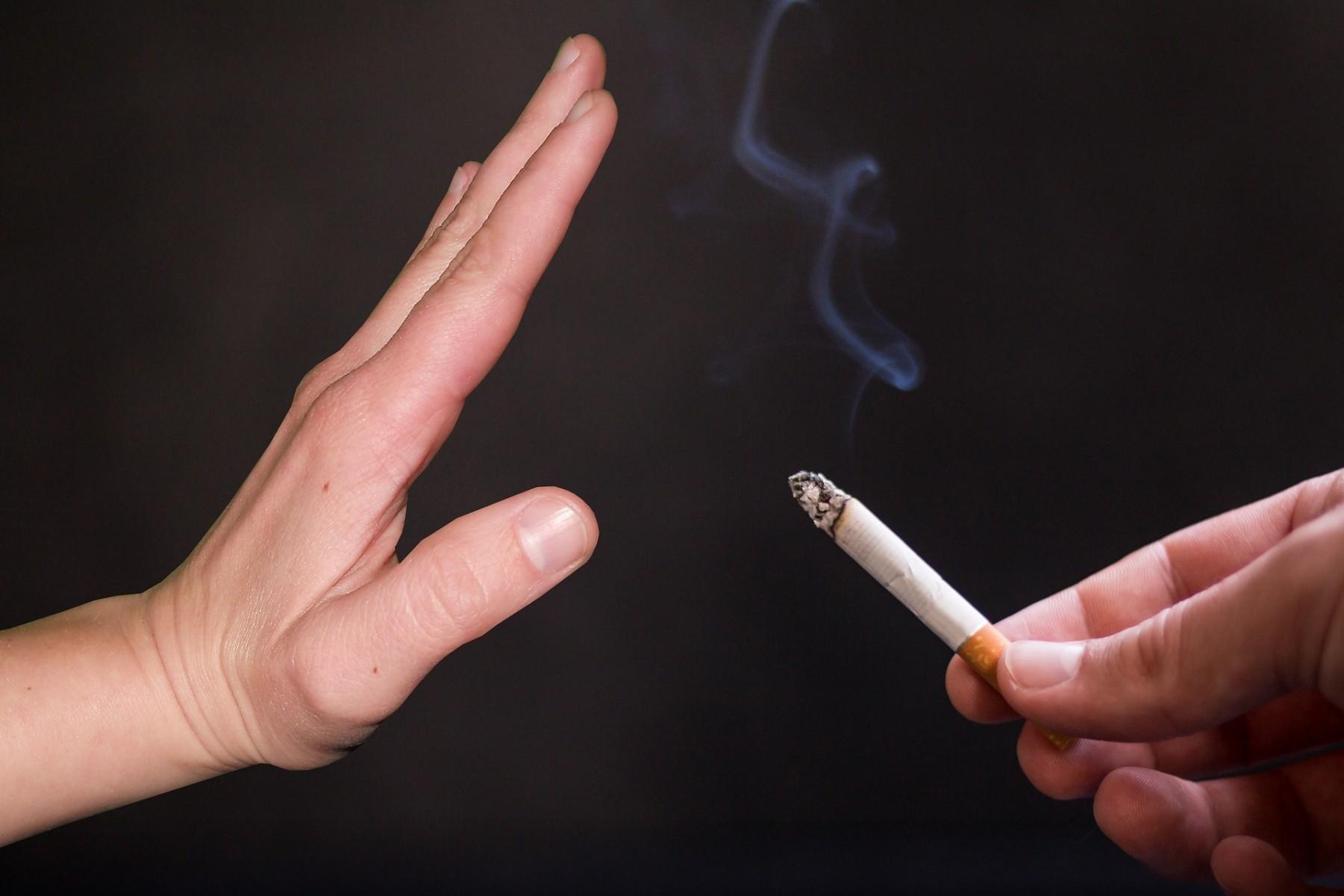 Stoppen Met Roken Meld Je Nu Aan Voor Rookvrij Ook Jij