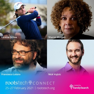 RootsTech Connect 2021 Keynotes