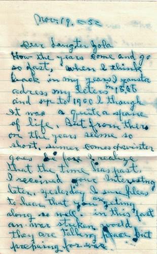 Should Cursive Handwriting Die?