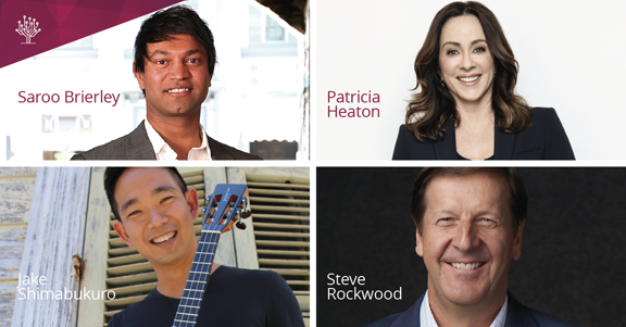 RootsTech 2019 Lineup of Keynote Speakers and Entertainers
