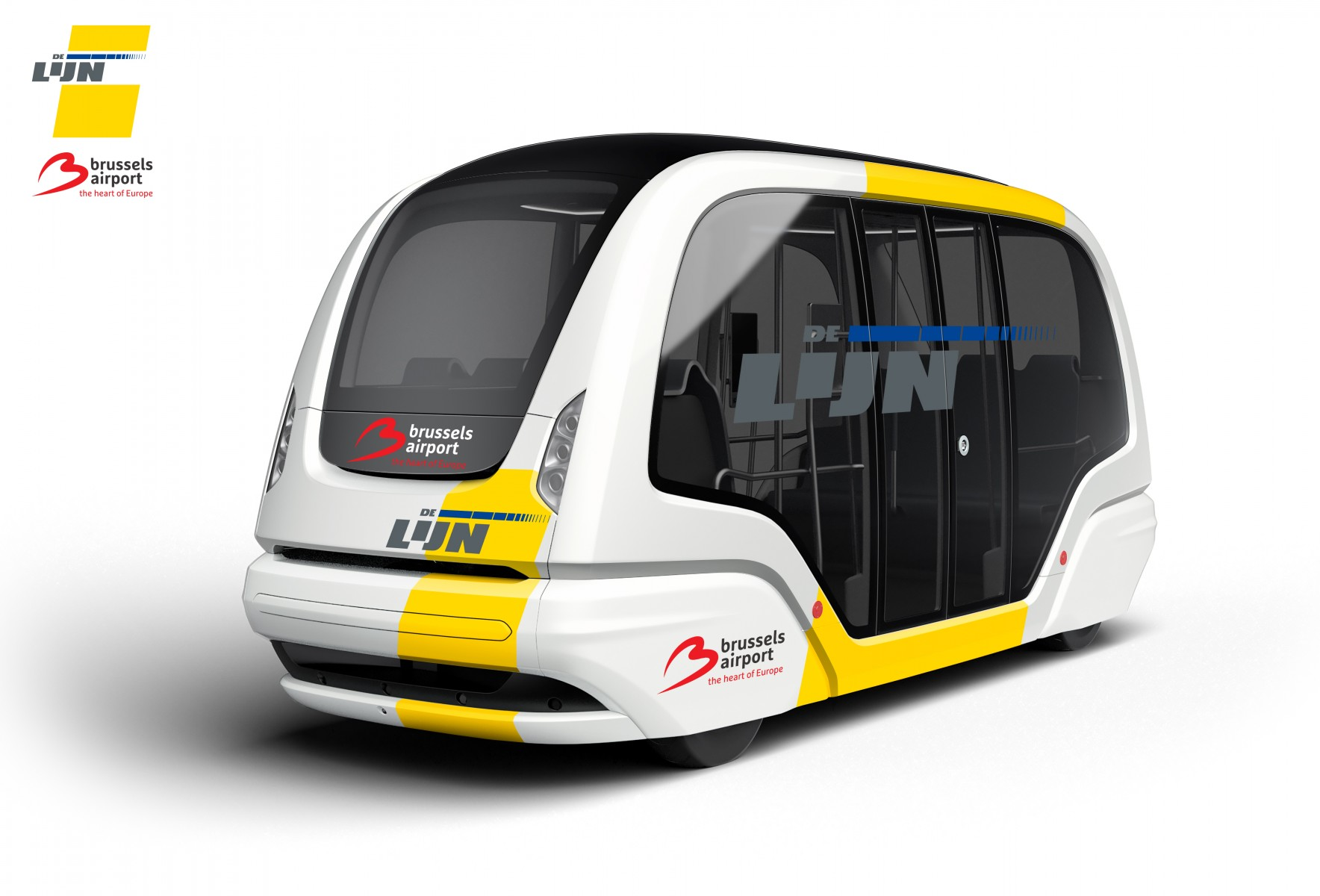 d9af1ed11a Brussels Airport and De Lijn start pilot project with self-driving bus