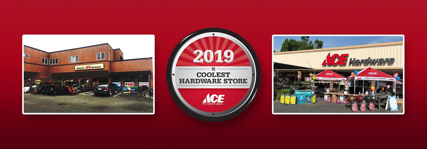 Ace Hardware Honors 2019 'Coolest Hardware Stores'