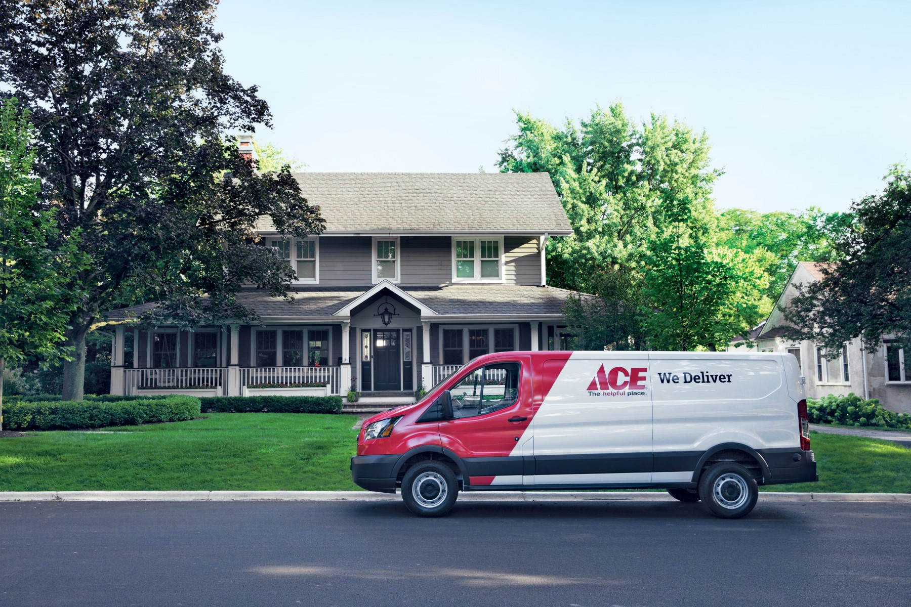 Best Air Filter Car >> Ace Hardware Announces New E-Commerce Delivery Service