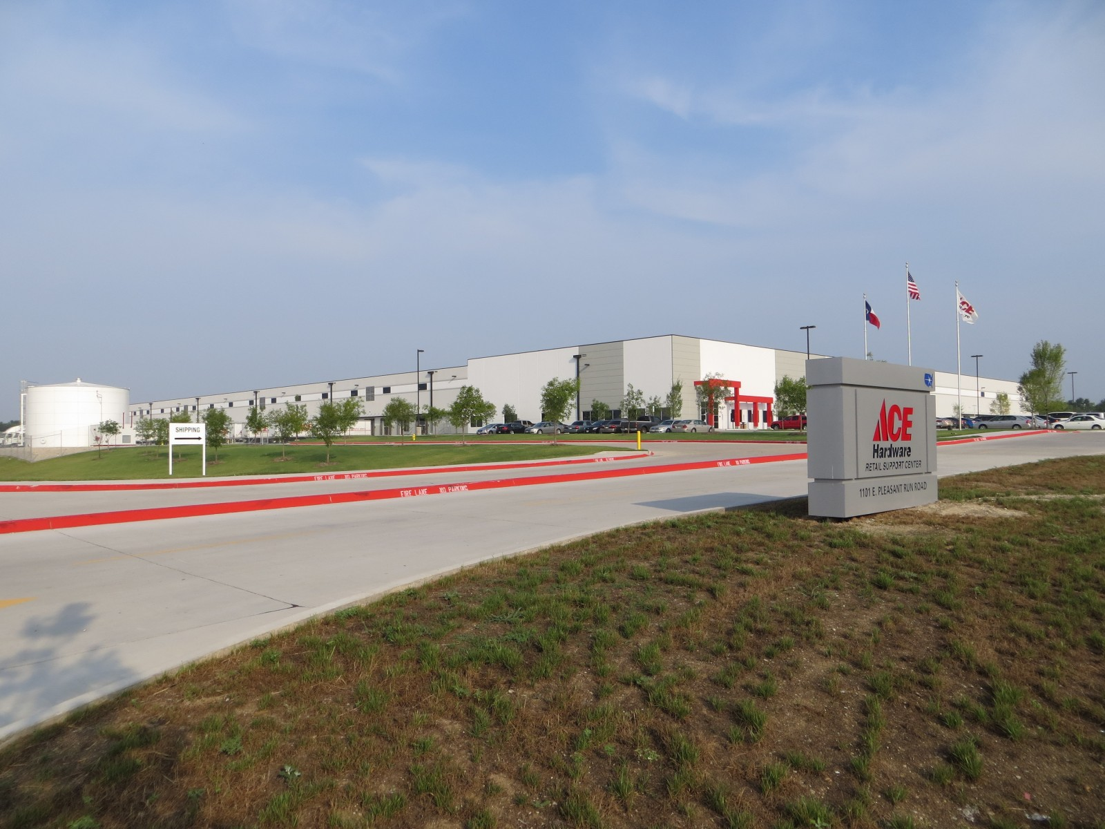 Admirable Ace Hardware Announces Expansion Plans For Its Distribution Evergreenethics Interior Chair Design Evergreenethicsorg