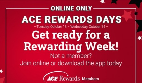 ace reward days online