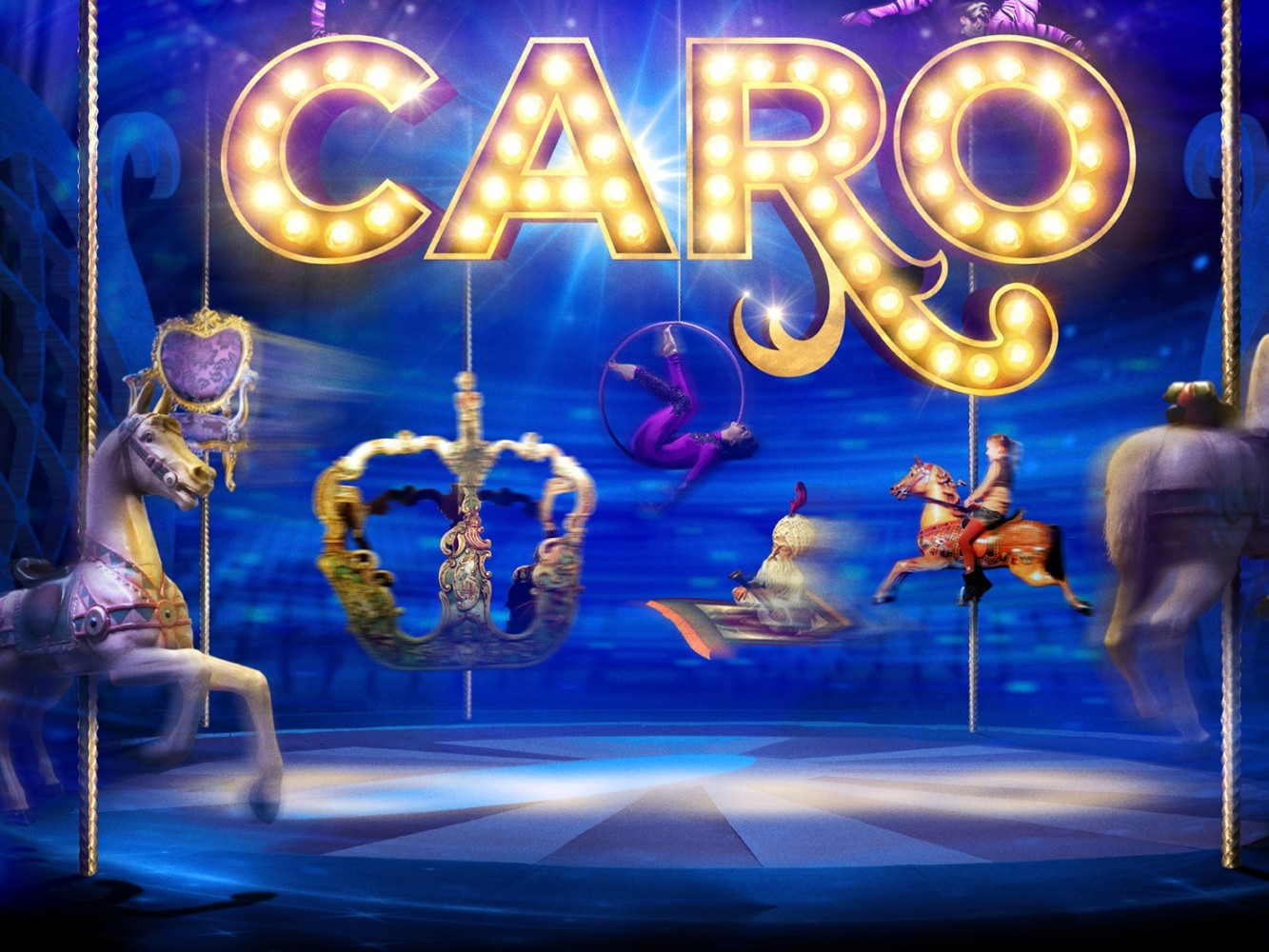 Efteling - Theatershow CARO