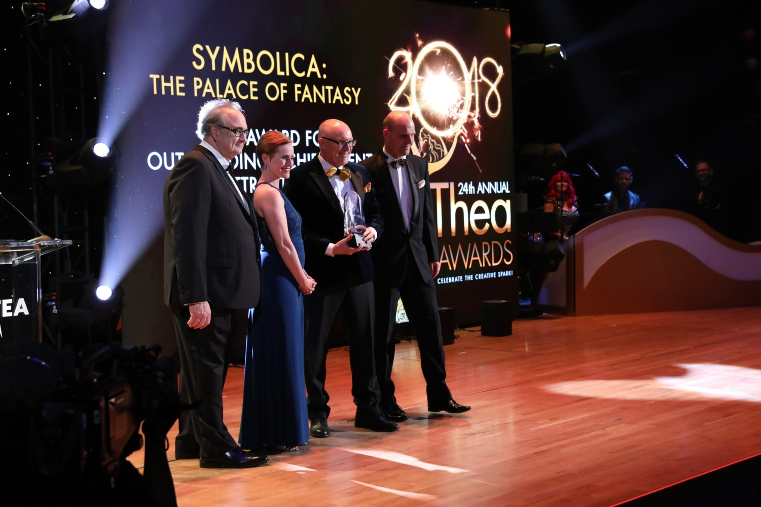 THEA Awards 2018 Symbolica