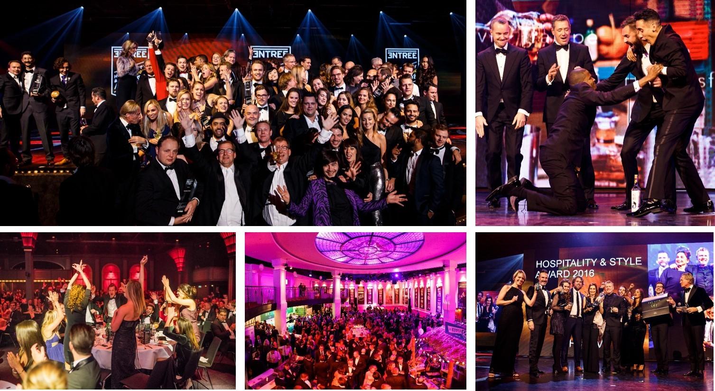 Entree Hospitality & Style Awards 2016