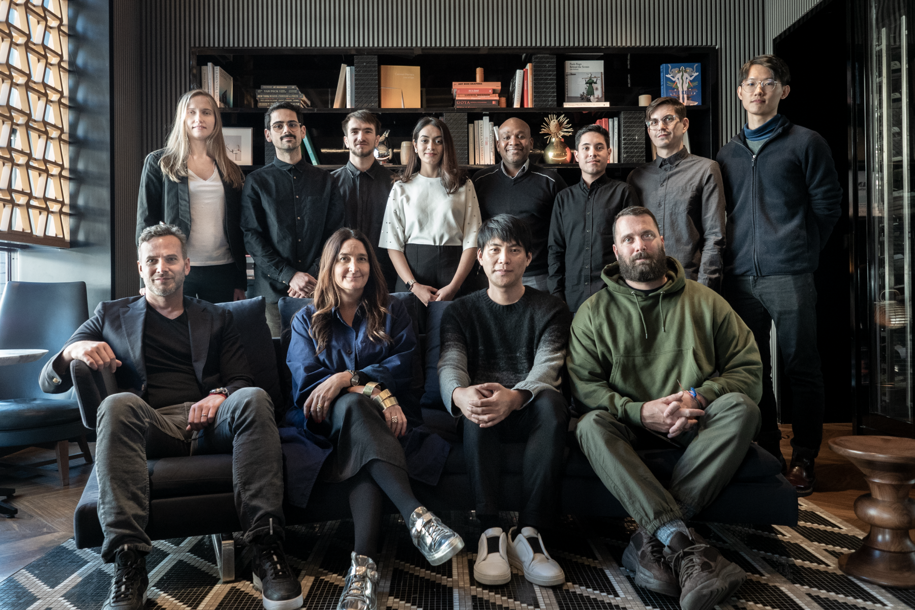 Lexus Design Award 2020 group photo