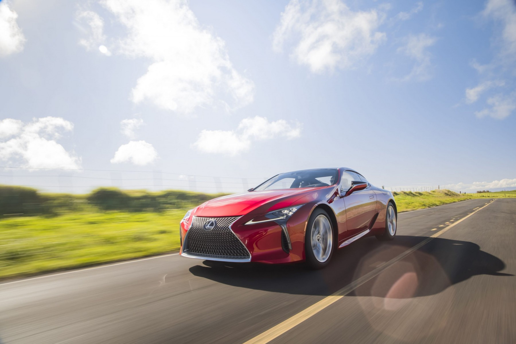 lexus reveals the 2021 lc coupe an evolution of luxury