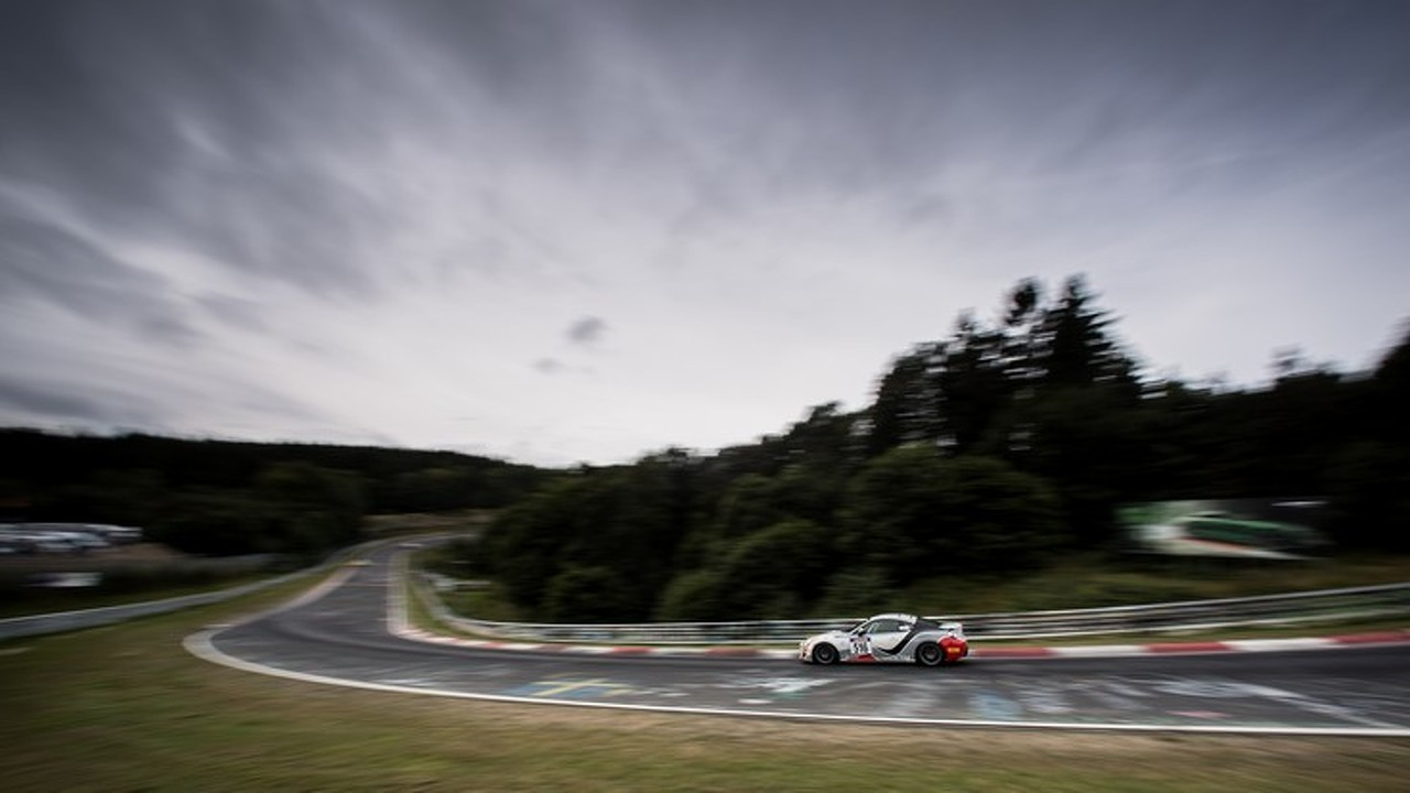 LEXUS RC JOINS THE NÜRBURGRING 24 HOURS ENDURANCE RACE