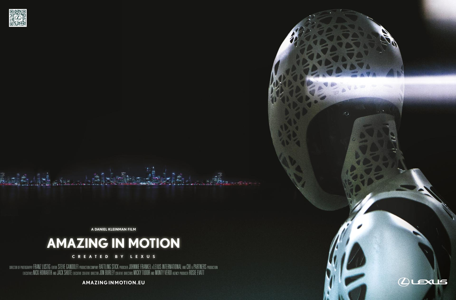 2013 Amazing In Motion