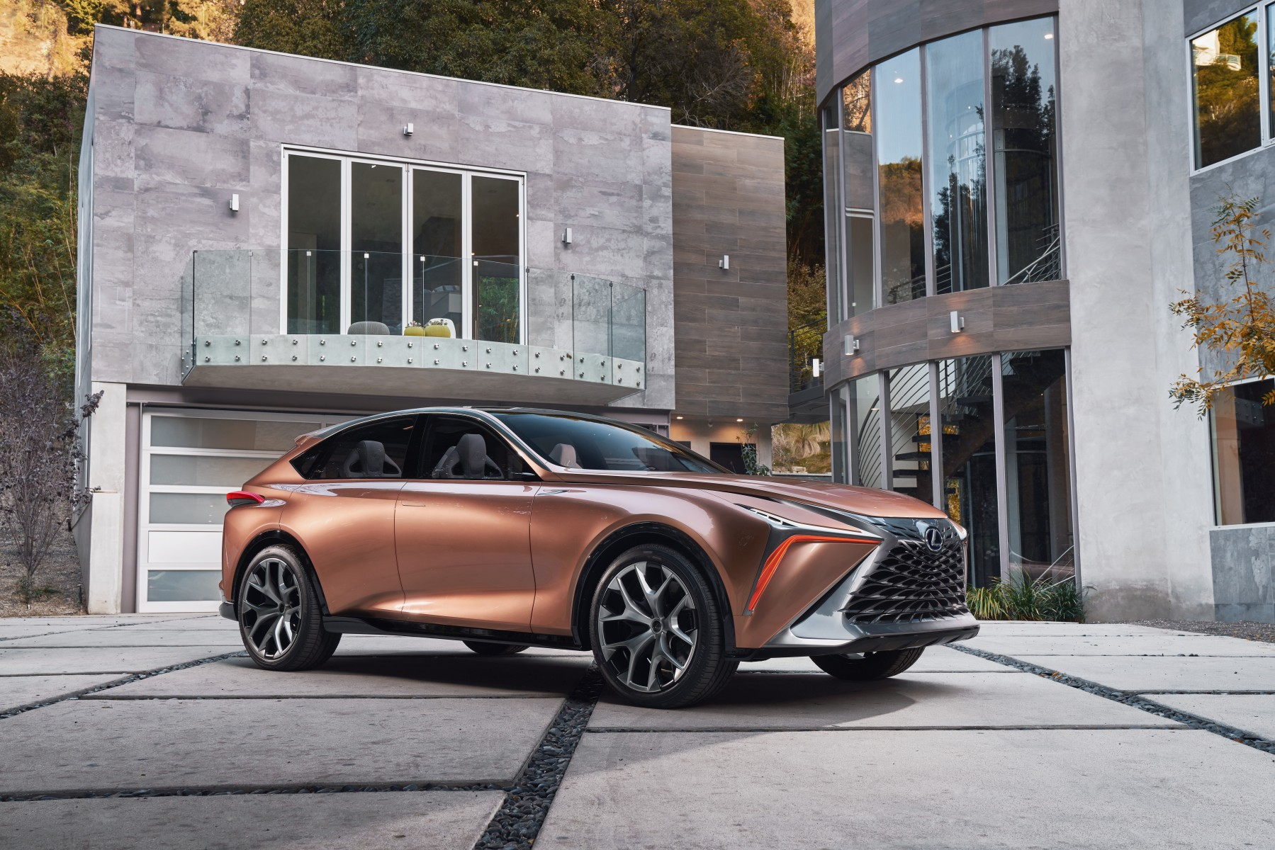 Lexus LF-1 limitless concept. 4 VE DESIGN facts about Lexus ...