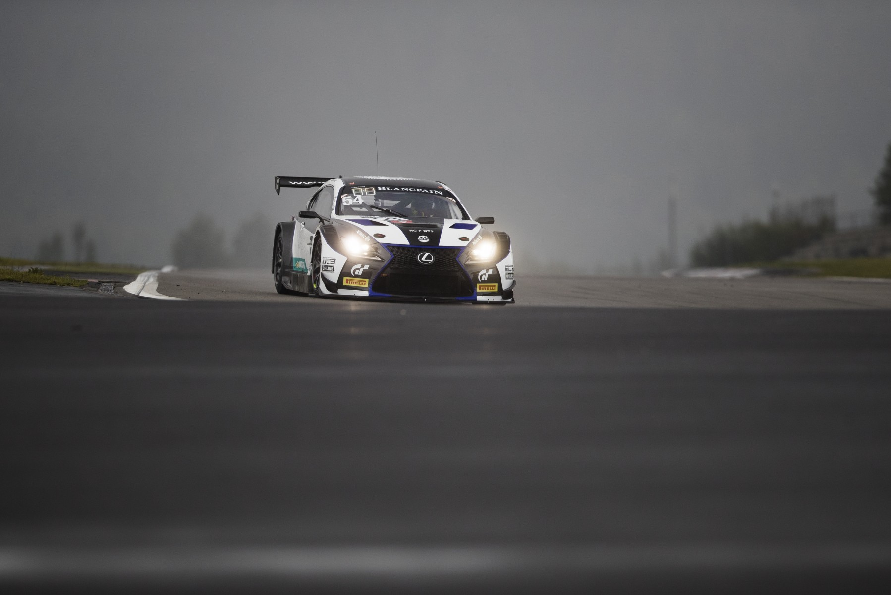 Emil Frey Lexus Team, the private race team from Switzerland is launching at full speed into the 2018 season