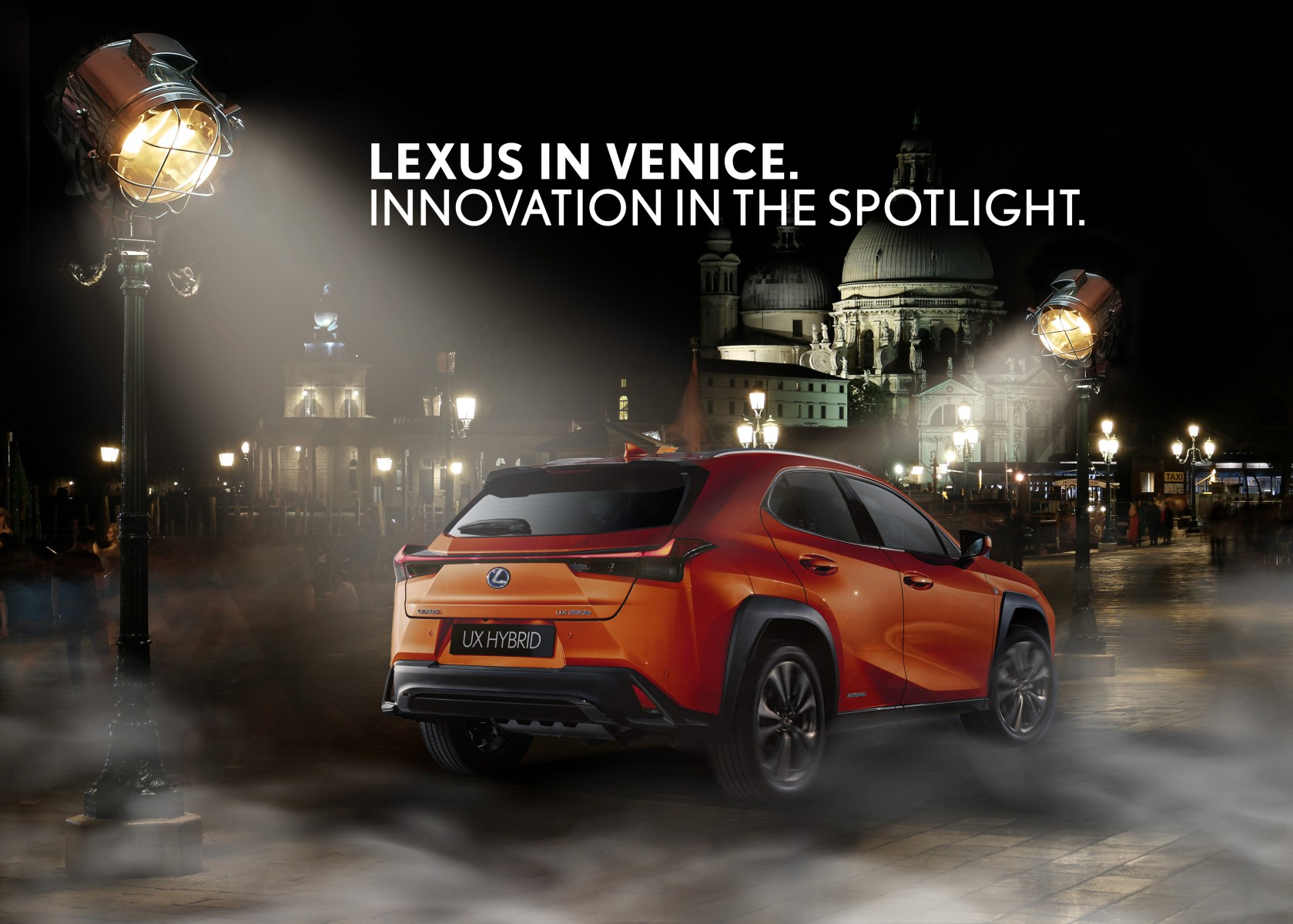 Lexus is a Sponsor of the 76th Venice International Film Festival
