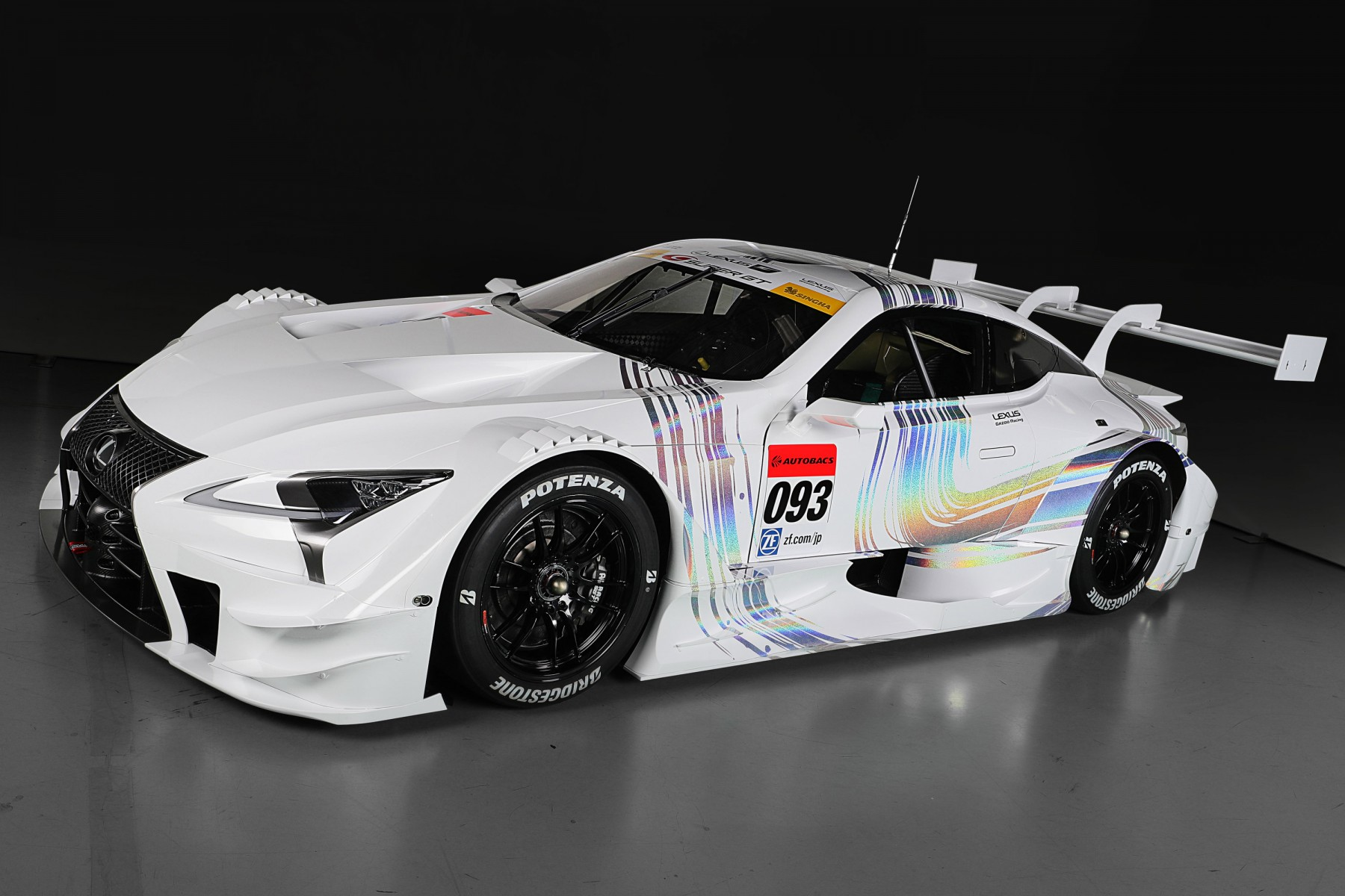 2017 Lexus Super GT Race Car 5