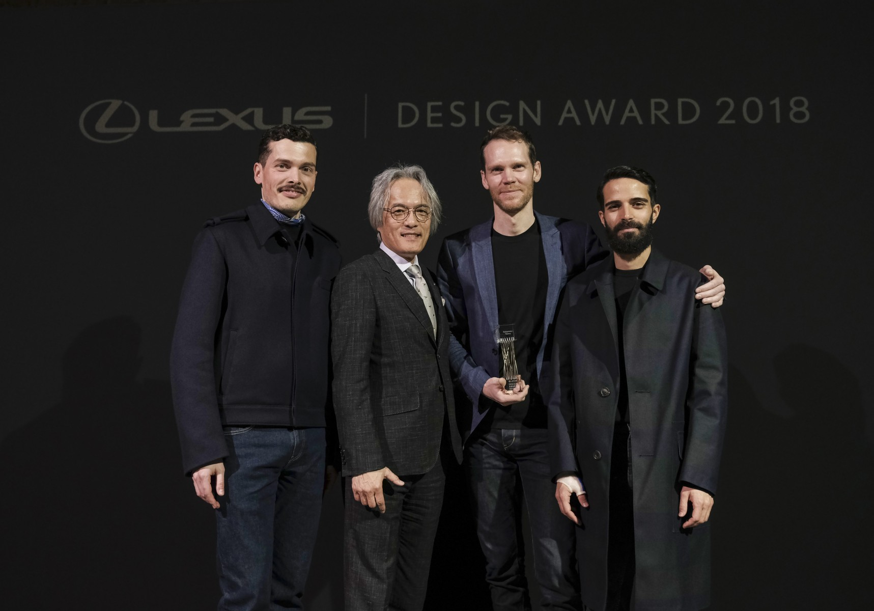 LEXUS DESIGN AWARD 2018 GRAND PRIX ANNOUNCEMENT