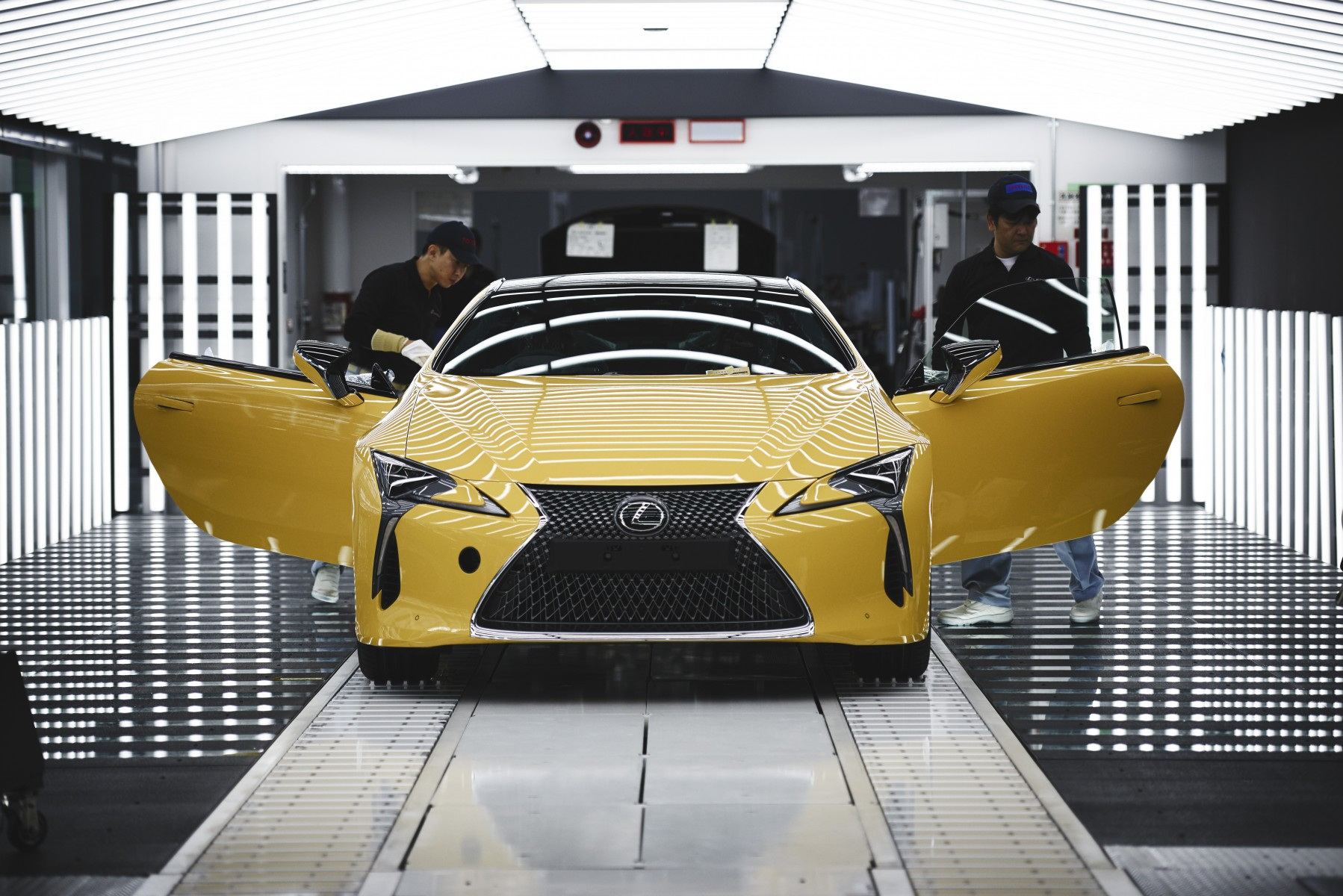 Lexus LC production_4