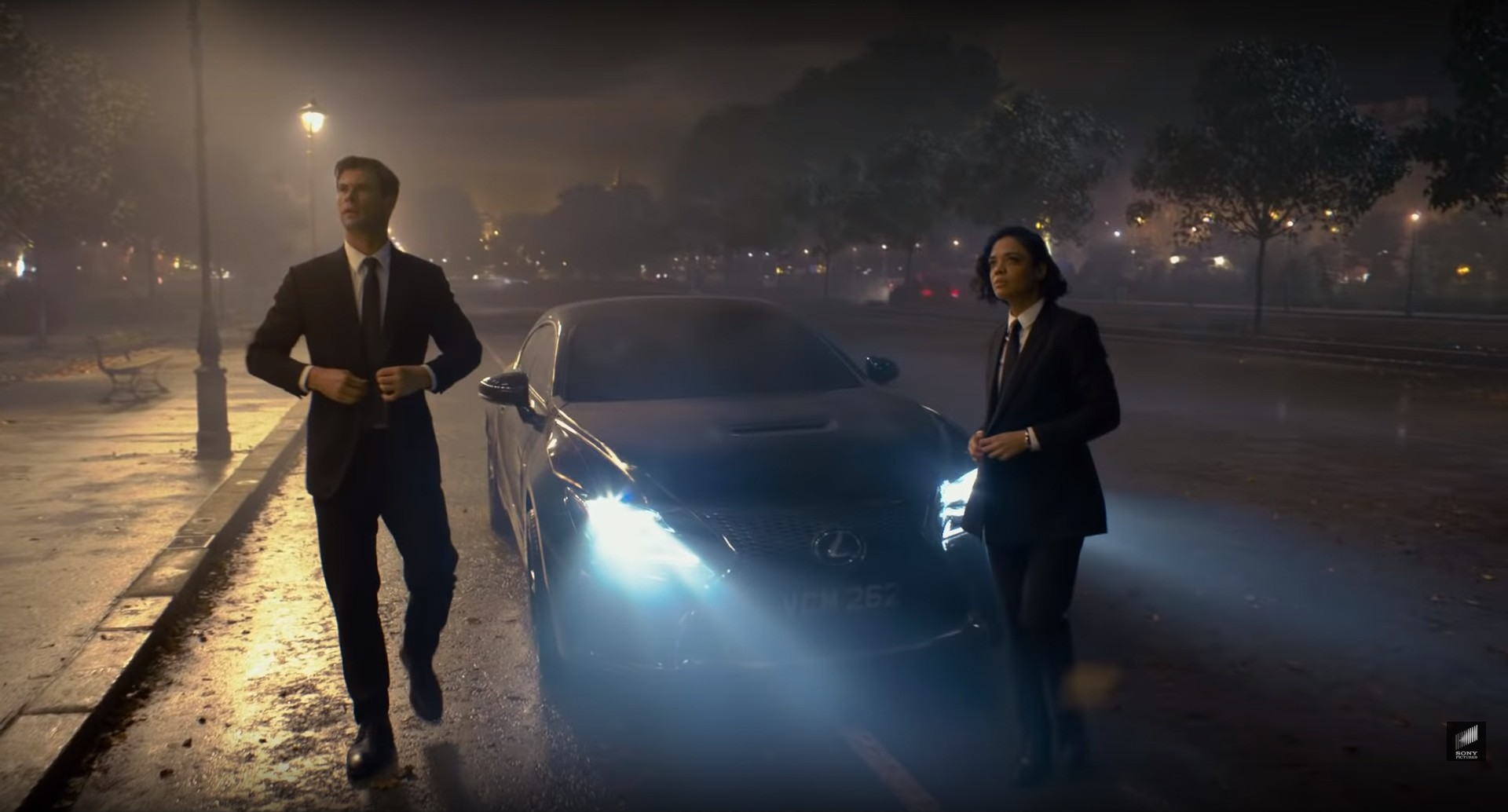 LEXUS HELPS SAVE THE UNIVERSE IN SONY PICTURES' MEN IN BLACK™: INTERNATIONAL