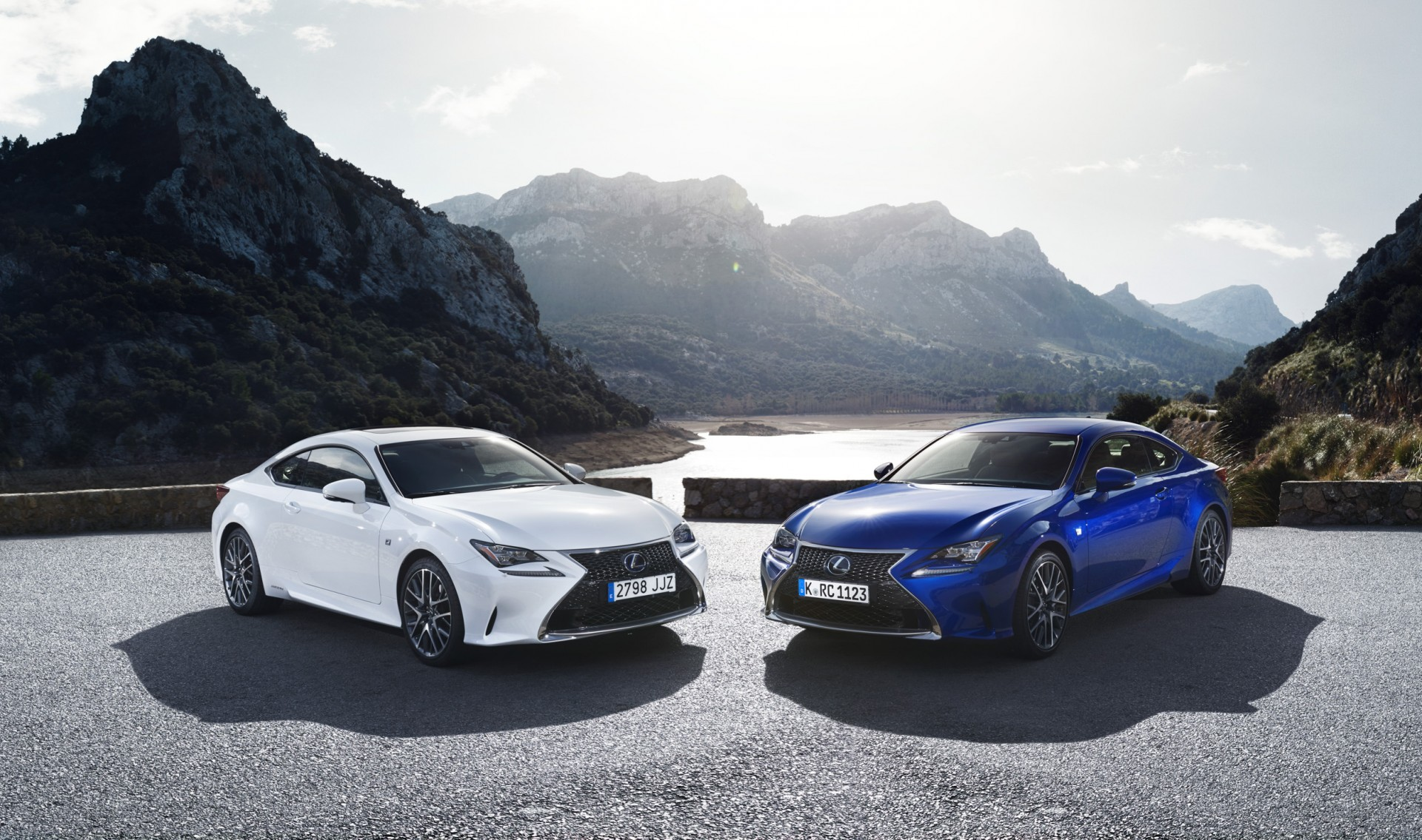 2016 Lexus Rc The New A Premium Two Door Coupe Pairs Provocative Stunning Design With Pleasure Of Engaging And Refined Driving Experience