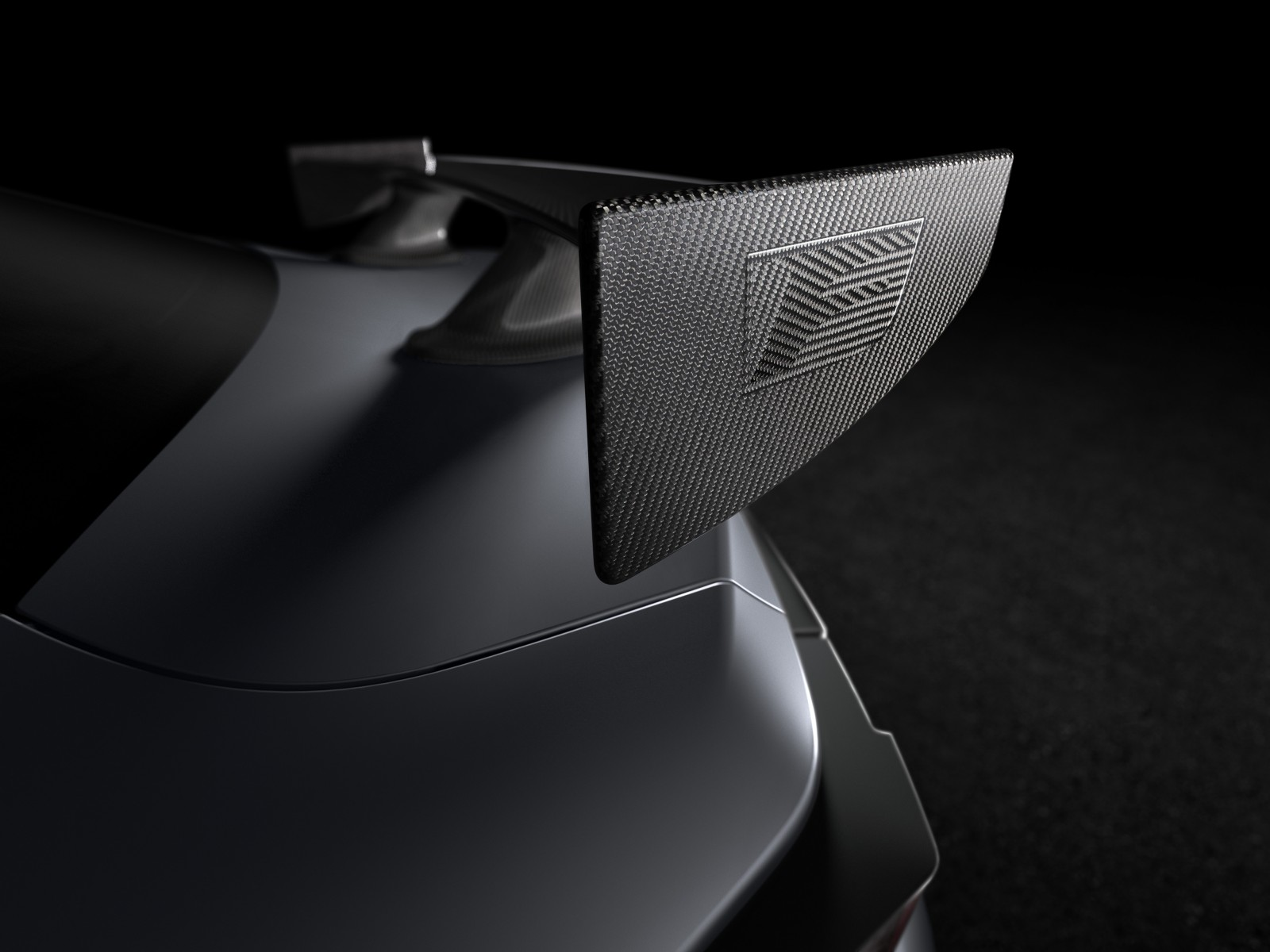 RC F Track Edition teaser