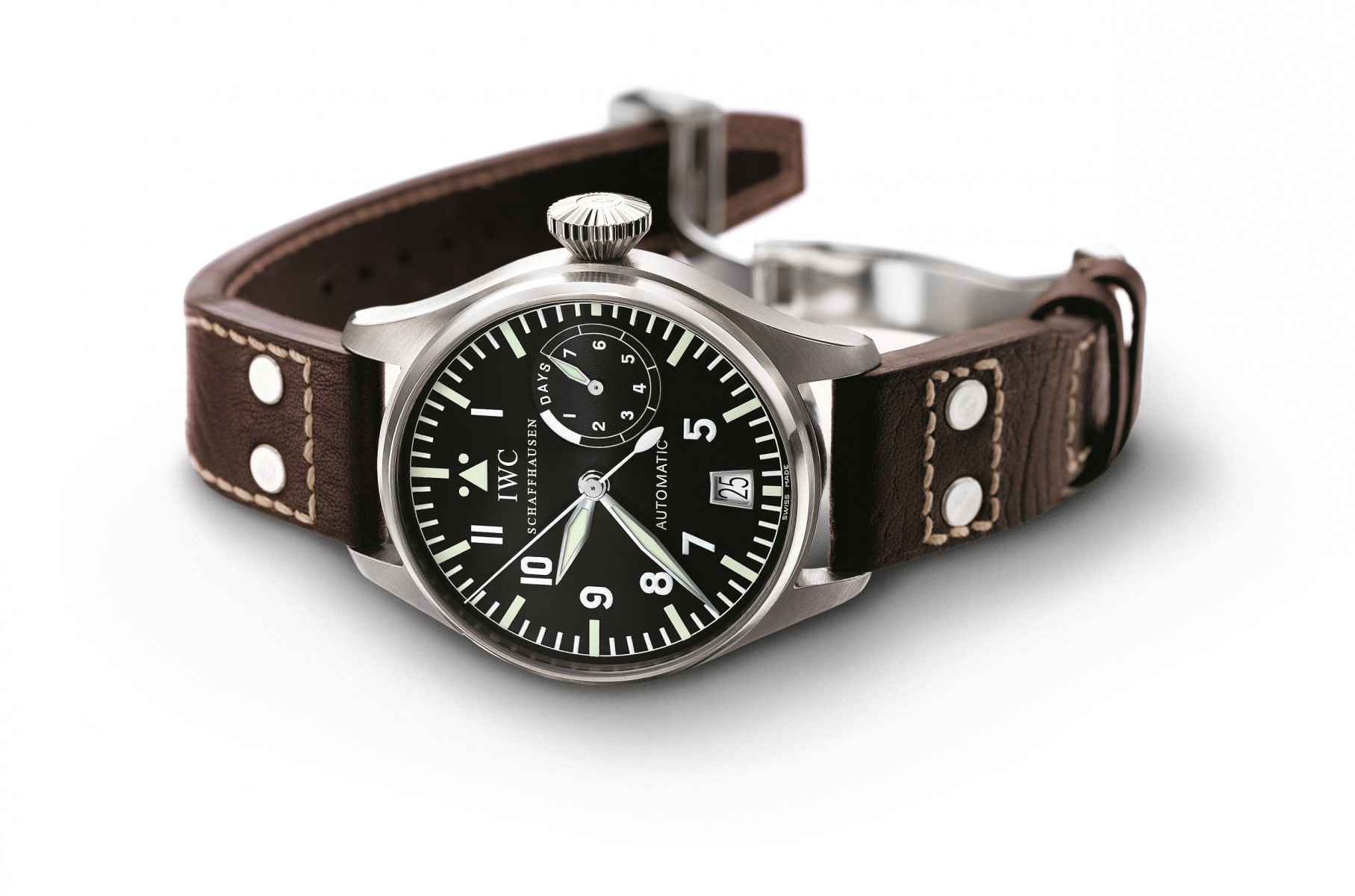 2002 Big Pilot's Watch Reference 5002