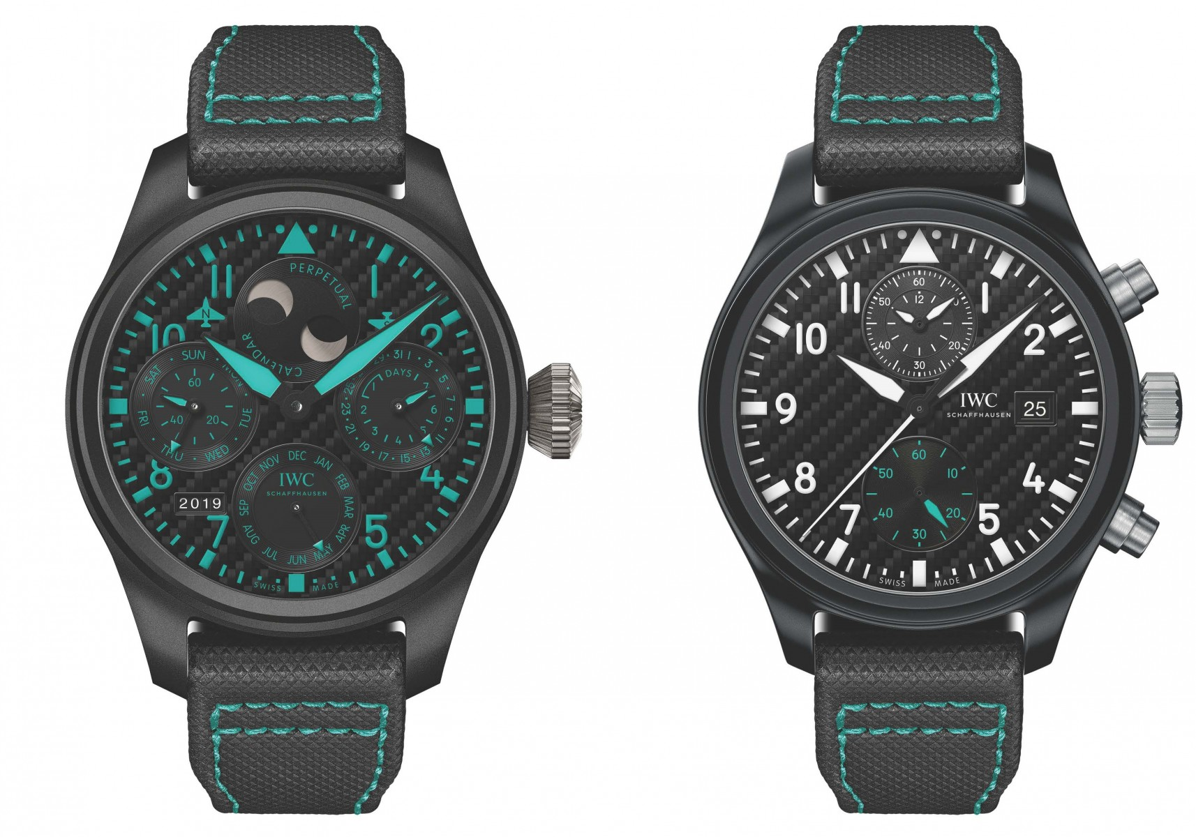 Iwc Brings The Formula One World Champions To Your Wrist
