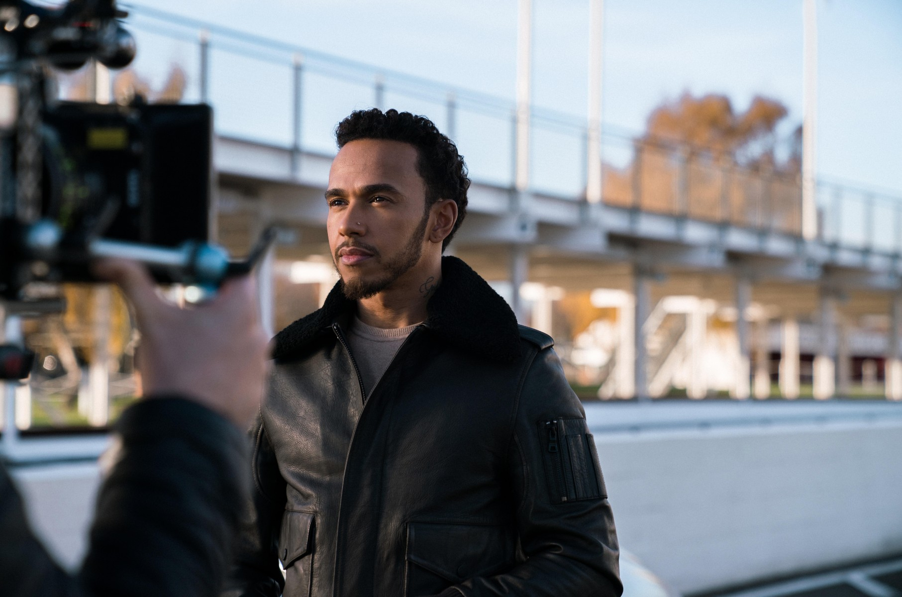 IWC_New Spitfire Movie_Lewis Hamilton