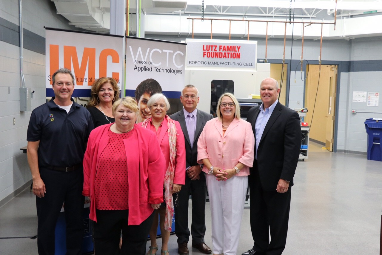 WCTC Mechatronics Launch