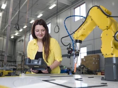School of Applied Technologies programs enjoy record enrollments