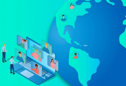 Virtual global exchange projects introduce students to other cultures