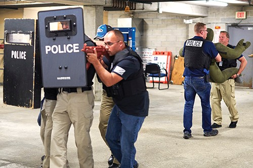 Specialized training strengthens law enforcement and the community
