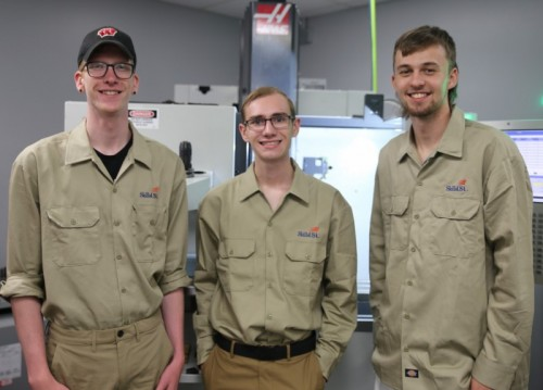 Tool and Die students take first place in SkillsUSA national competition!
