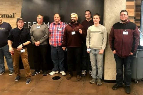 IT students take top honors in Collegiate Cyber Defense Competition state qualifier