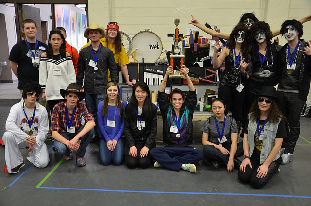 Rube Goldberg 2016 Winners