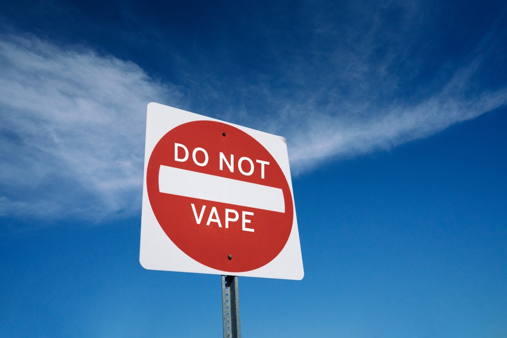 Do not vape