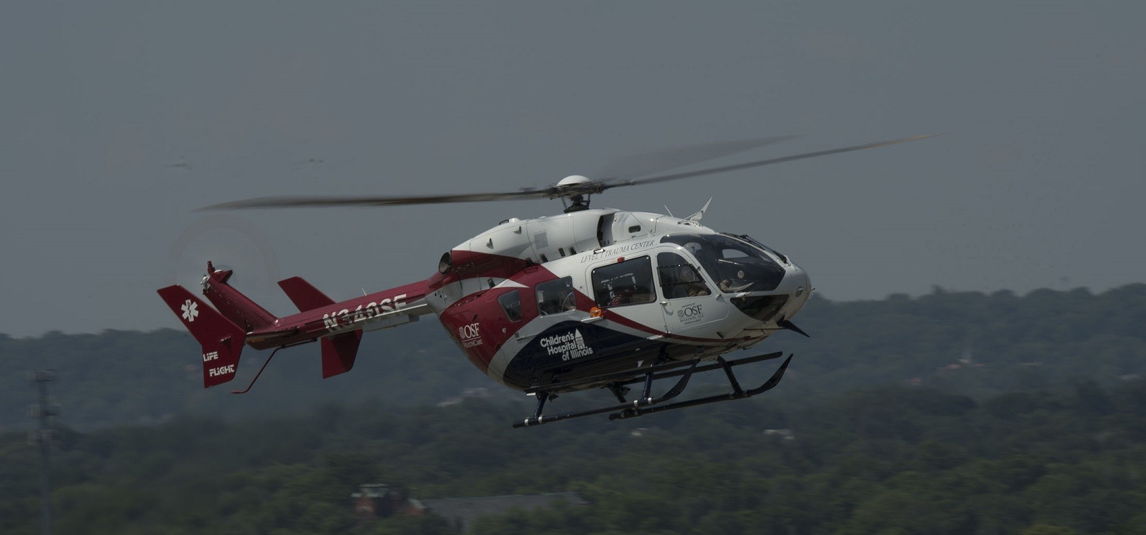OSF HealthCare Life Flight