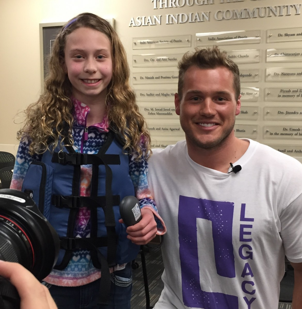 Lillian Stringer-Colton  Underwood - AffloVest