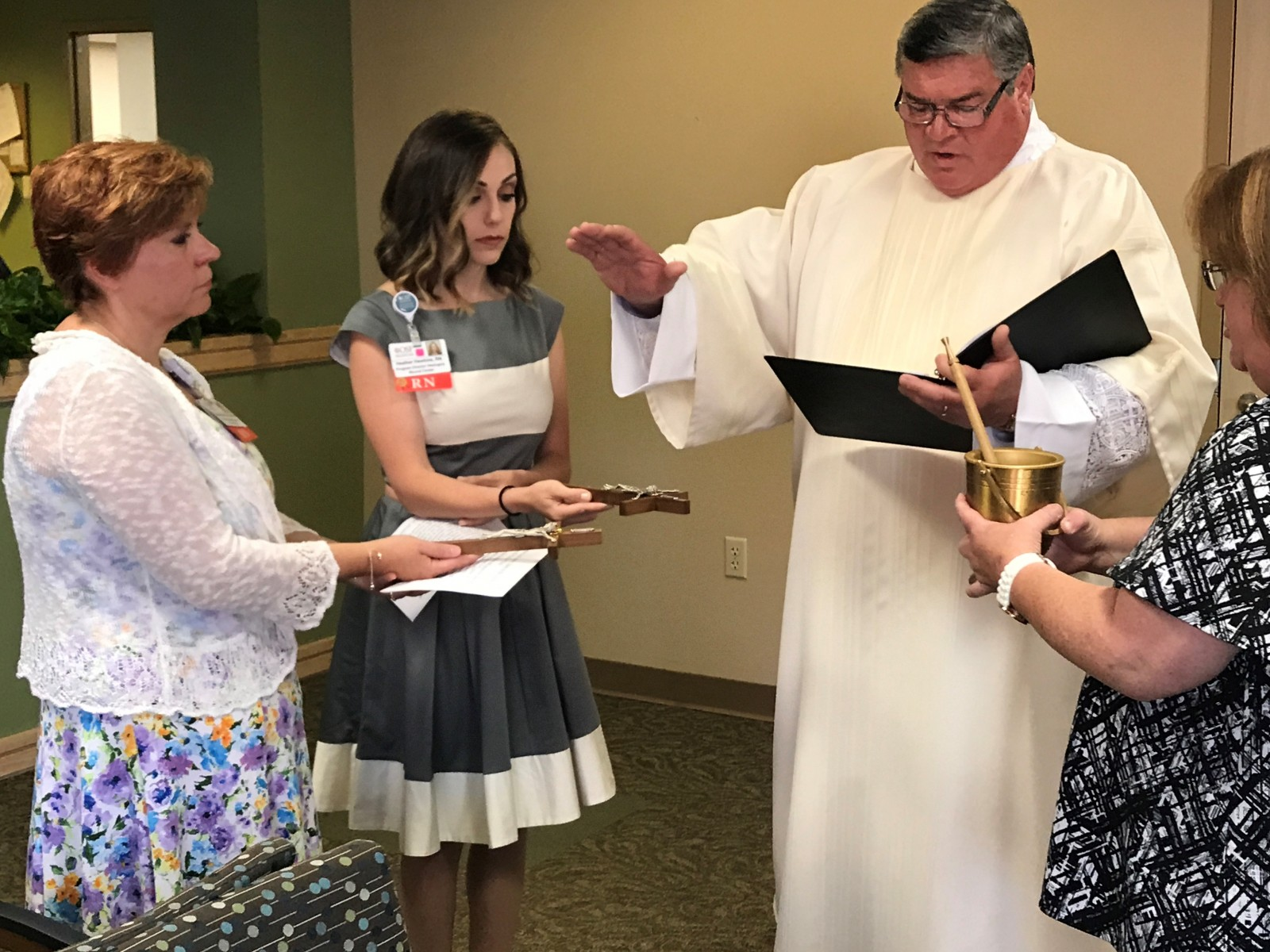 Wound Center Blessing 2