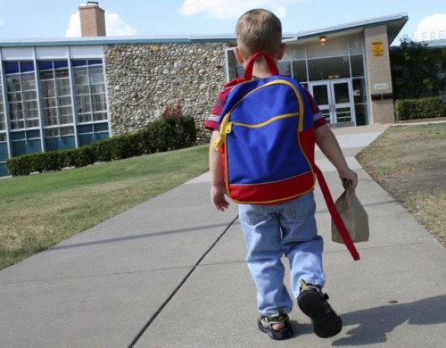 Keeping Backs Healthy as Kids Head Back to School