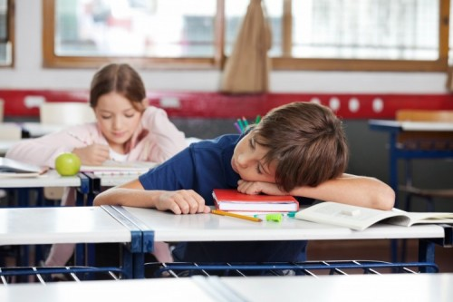 A Sleep Routine for Success in School