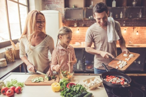 Making Better Food Choices During Stay at Home Restrictions